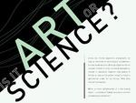 Art or Science?
